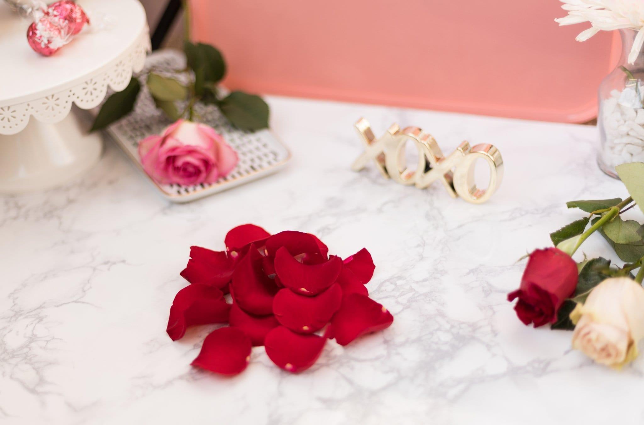 Sweet Rose Sugar & Salt Scrub