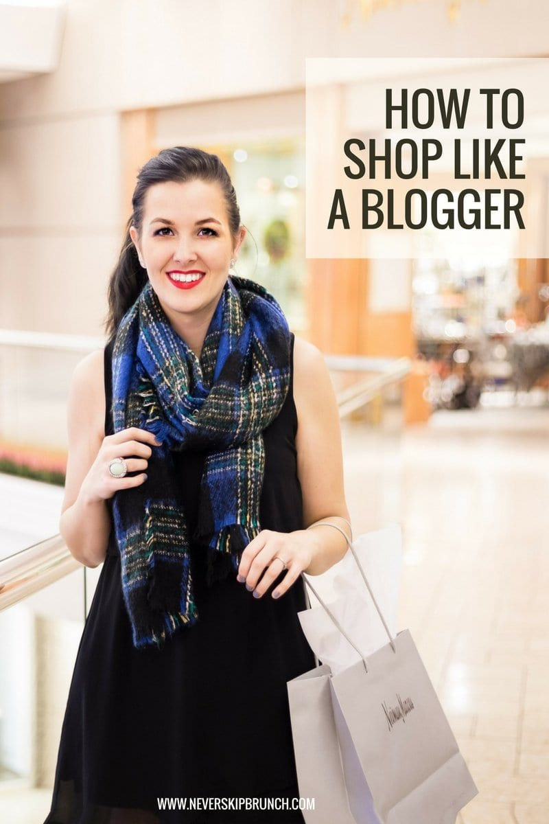 Shop like a blogger | Shopping Tips | Mall Tips | How to Shop | Best outfit
