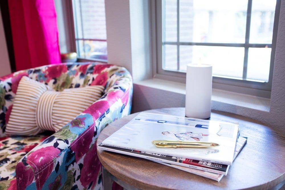 Office Reveal | super cute office | office decor ideas | girlboss office | womens office