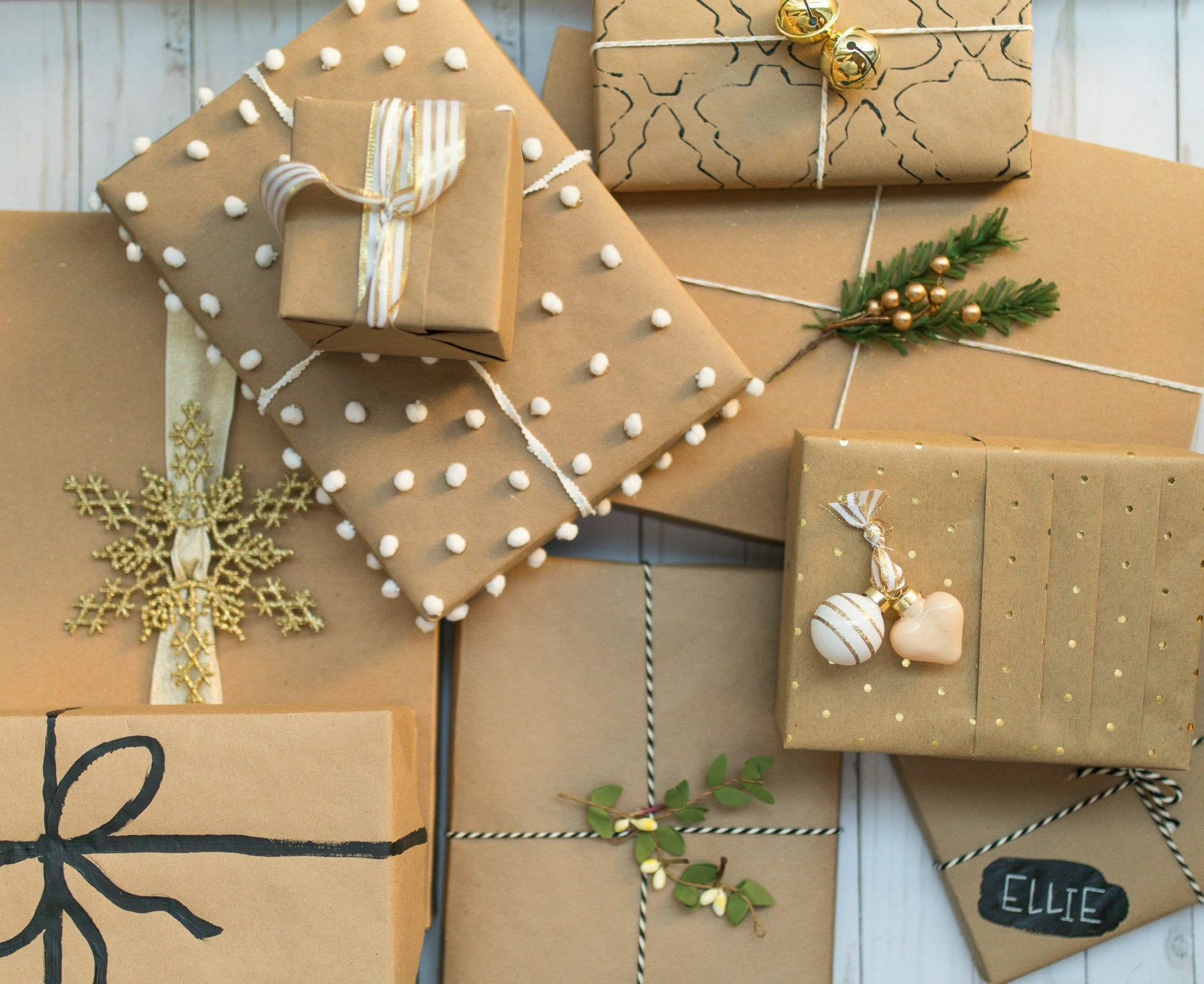8 Elegant Christmas Gift Wrap Ideas Must Know Gift Wrapping Tips Never Skip Brunch