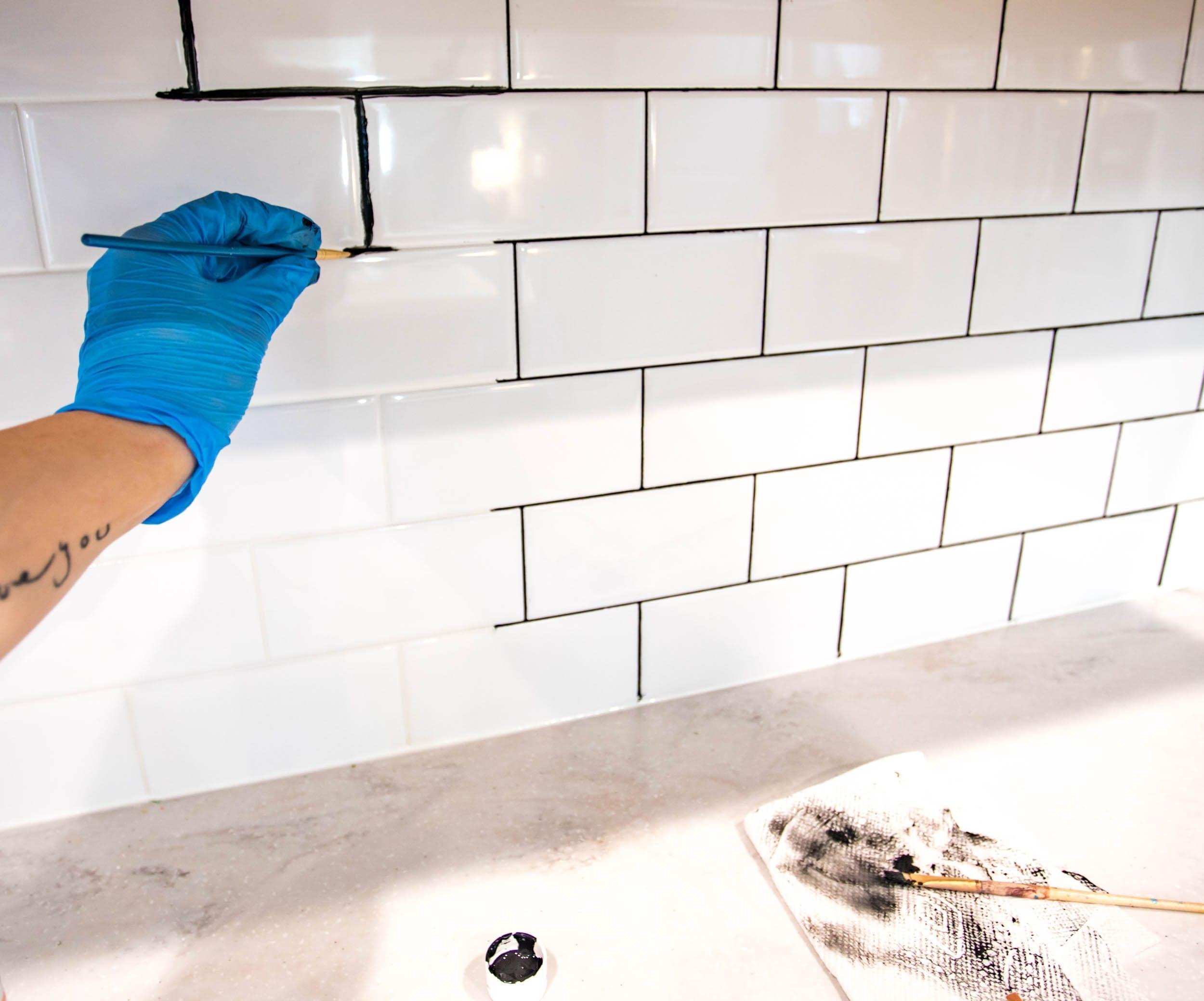 Backsplash Tile Refresh How To Make