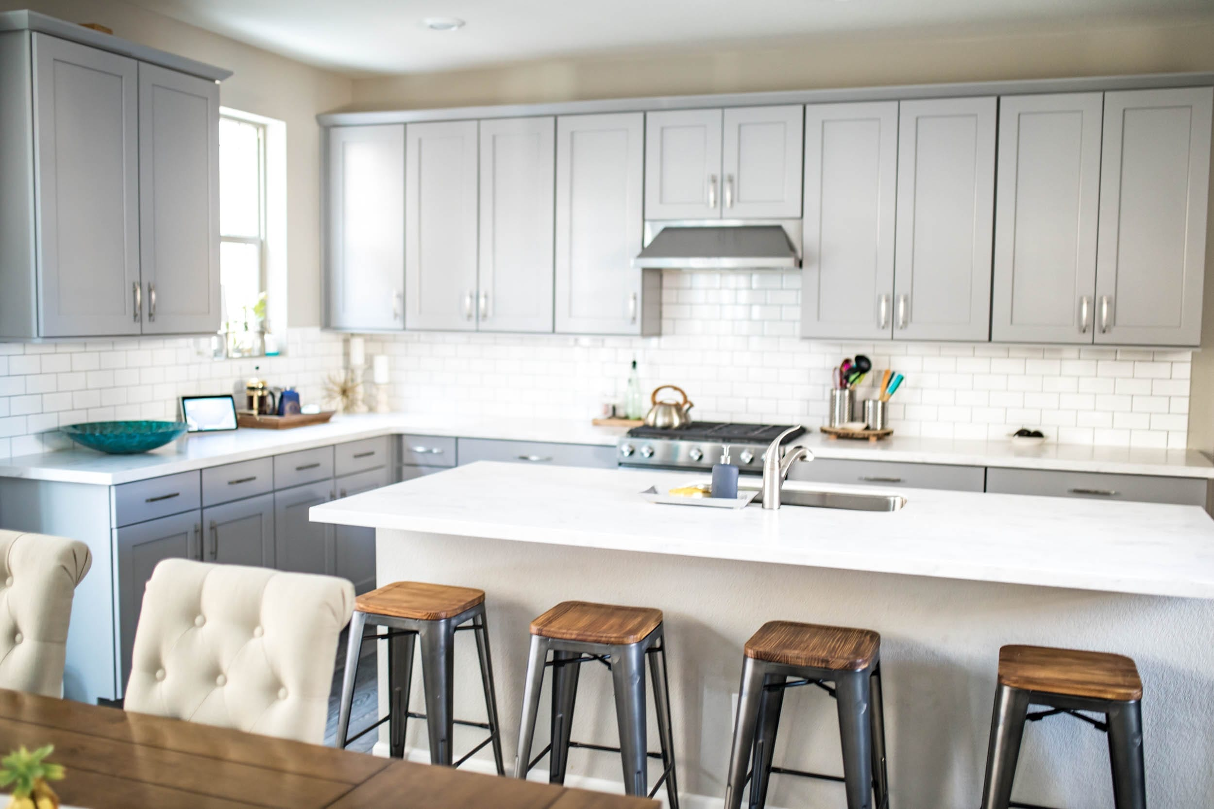 - Backsplash Tile Refresh: How To Make White Tile Pop For Under $20