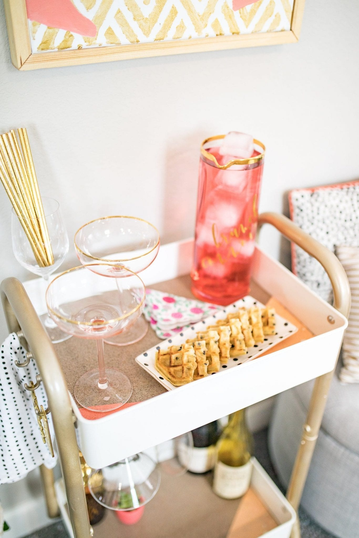 How To Host The Perfect Galentine S Day Brunch Never Skip Brunch