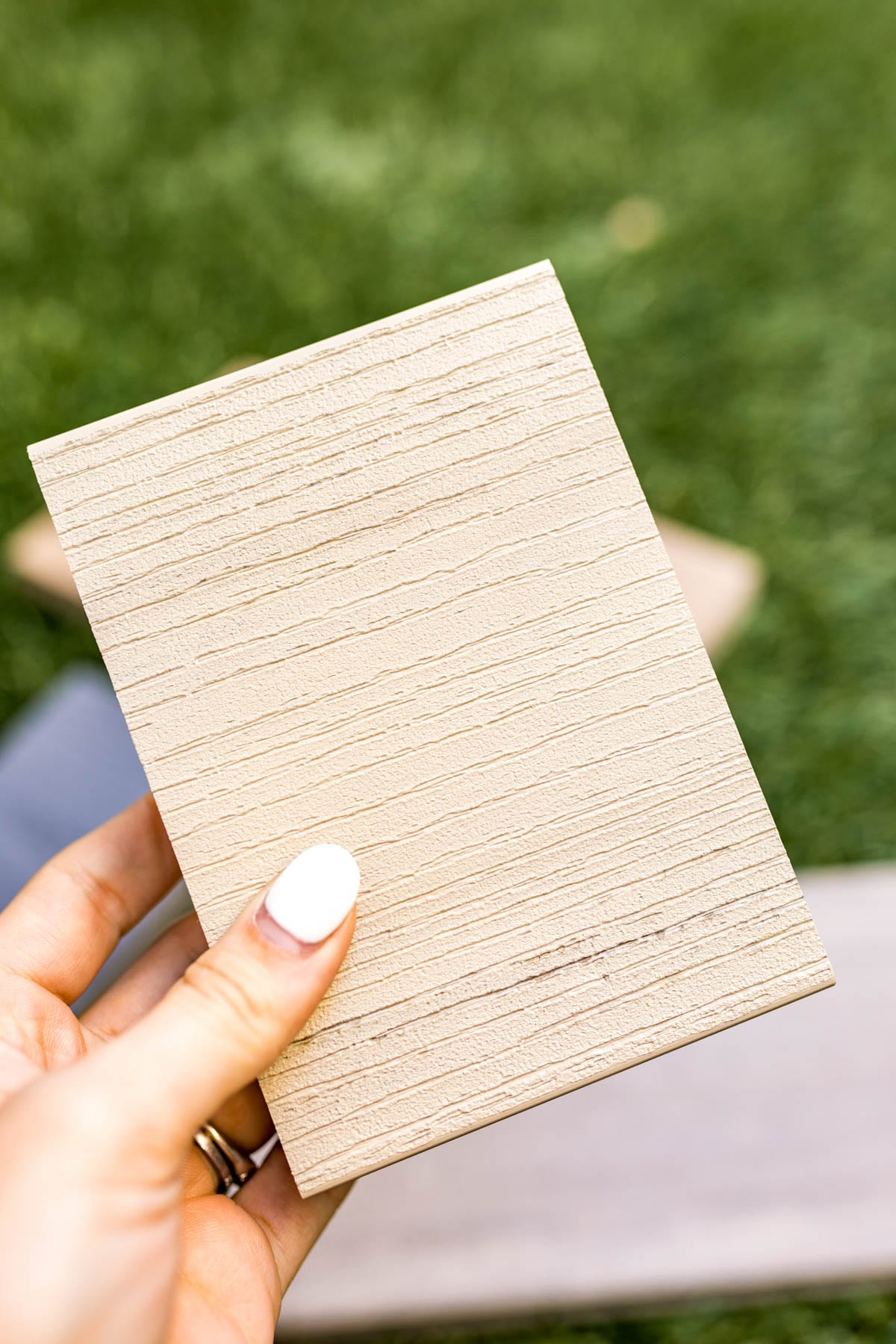 free decking samples and why you need decking samples when designing your deck // tips for designing the perfect deck //  Never Skip Brunch by Cara Newhart