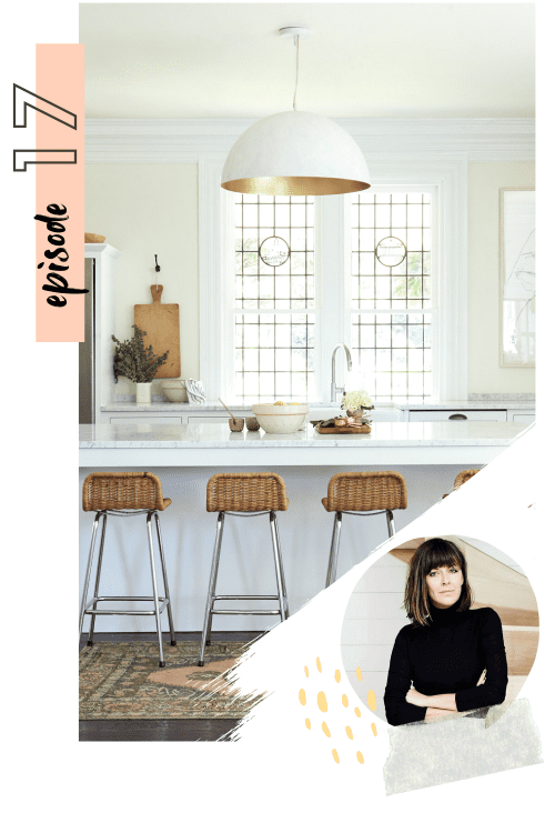 #017: HGTV star Leanne Ford's design aesthetic, her new book &  Rock the Block show